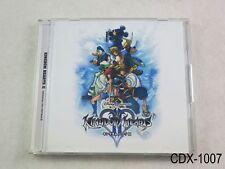 Kingdom Hearts 2 Original Soundtrack Music CD 2CD Japan Import II OST US Seller
