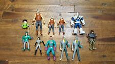 DC Comics Villian Figure Loose Lot Of 11 Bane Mr Freeze The Toddler Catwoman Two