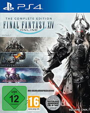Final Fantasy XIV Online Complete Edition NEU OVP - Playstation 4 - FF 14 PS4