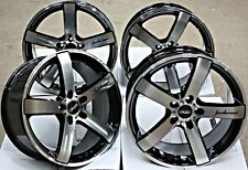 "18"" ALLOY WHEELS CRUIZE BLADE BP FIT FOR CADILLAC CTS 03-07 STS 06-11 ATS 13>"