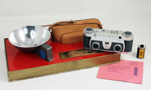 Stereo GRAPHIC 24 x 24 mm USA Vers 1956