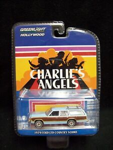 Greenlight Hollywood Charlie's Angels 1979 Ford LTD Country Squire.