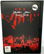 Pearl Jam - Touring Band 2000 - Australian DVD