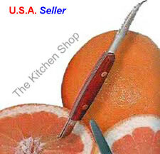 Grapefruit Knife Squirtless Double Blade - Kitchen Tools & Gadgets