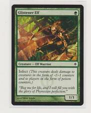 4 x Glistener Elf x4 NMINT - New Phyrexia Magic the Gathering MTG Common Green