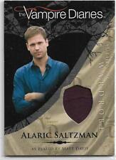 CRYPTOZOIC Vampire Diaries Season 1 Alaric Saltzman Costume Relic Matt Davis