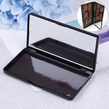 Grids pots empty magnetic eyeshadow pigment aluminum palette tin pans makeup