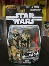 "Star wars Saga collection  Super Battle Droid ""Camo"" #61 New 2006"