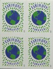 FOREVER STAMPS U.S.POSTAGE Full Stamp Sheet Book of 20 MNH EARTH DAY