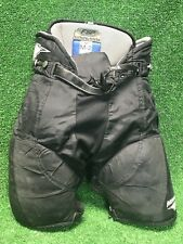 """New listing Mission Hockey Pant Black M-2 Spinal Protection Youth Medium 20""""-22"""" Breezer"""