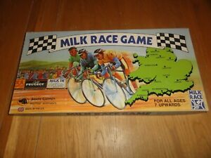 VINTAGE The MILK RACE Cycling / Cycle Racing Board Game