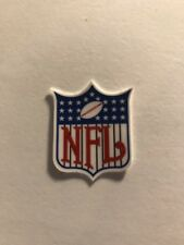NFL SHIELD OLD SCHOOL FOOTBALL HELMET LOGO DECAL STICKER 1960-1969