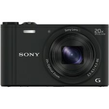 SONY Cyber-Shot DSC-WX350 Digital Camera 20x Optical Zoom 3 Colors Fast Shipping