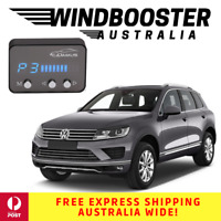 Windbooster 7-Mode Throttle Controller to suit Volkswagen Toureg 2011 Onwards