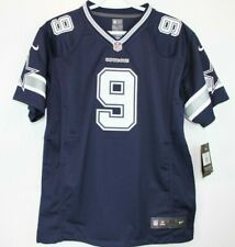 NIKE On Field Youth Jersey Tony Romo Cowboys Boys XL 18-20 NWT