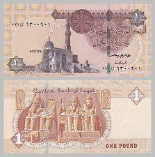 Ägypten / Egypt 1 Pound 2016 unz.