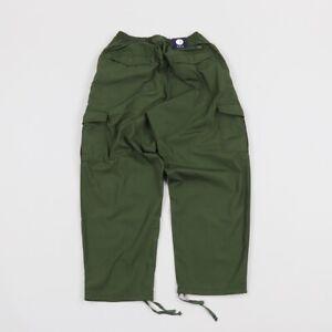 Polar Skate Co Ripstop Cargo Pants Olive Large 34w