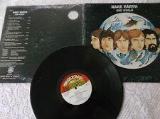 Rare earth One world LP Album Canada pressing