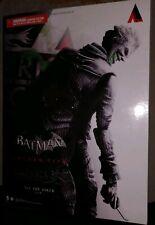 Play Arts Kai Joker Batman Arkham City Origins Square Enix DC No. #8 2013 Figure
