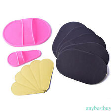 Hair Removal Pads Smooth Skin Legs Face Arms Lip Painless Exfoliator Remover Set