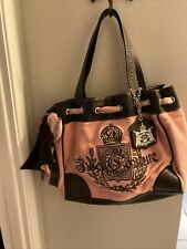 juicy couture purse pink Pristine C