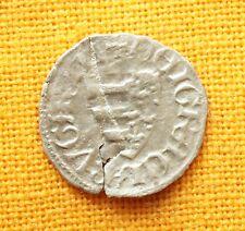 Medieval Silver Coin - Lodovici I. Obol 1342-1382. Rare