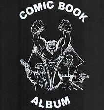 2 Premium BCW Comic Book 3 Inch Collector Album 3 D Ring Binder Storage Supplies