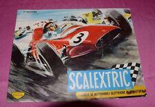 Catalogo corsa elettrica di auto miniaturaScalextric 5 edizione Tri-ang (57-L19)