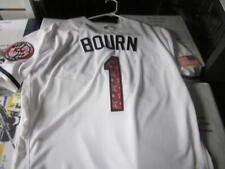 33931e0d4 Michael Bourn 2017 Baltimore Orioles July 4th Team Issued Game Used Home  Jersey