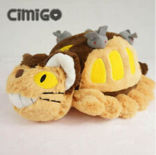 My Neighbor Totoro Bus Car Doll Plush Toy Pillow Cushion Kid's Christmas Gift