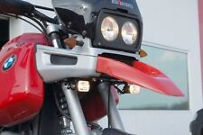 Hella Super White Driving Light Kit for BMW R850GS R1100GS