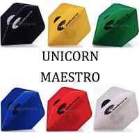 UNICORN MAESTRO DART FLIGHTS CORE STANDARD SHAPE - 6 Colours - 1/5/10 Sets