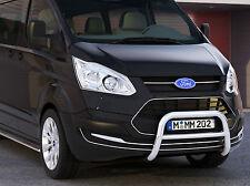 EU Frontbügel 60mm mit Querrohr für den Ford Transit & Tourneo Custom