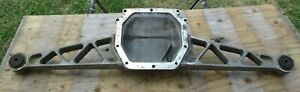 1986 C4 Chevy Corvette Rear Differential Cover #14066927 - REPAIRED