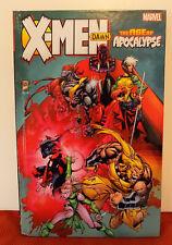 X-MEN DAWN THE AGE OF APOCALYPSE HARDCOVER EDITION MARVEL COMICS     BOX A1