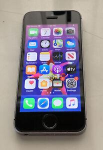Apple iPhone SE - 16GB - Silver (T-Mobile) A1662 (CDMA + GSM)