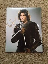 Ben Barnes Autographed 8x10 Photo The Chronicles Of Narnia Seventh Son The Words