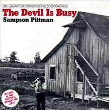 Pittman,Sampson : Devil Is Busy CD