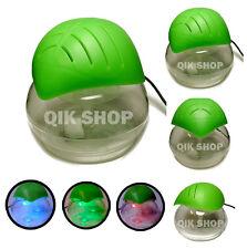 USB Air Freshener | Humidifiers | Aroma Diffuser | Air Purifier LED Colour Chang