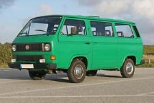 VW Bus T3 1985-92, 6 Scheibendichtungen für Front / Seiten / Heckscheibe NEU OEM