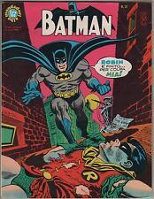 BATMAN  mondadori   N.31 - 1968  CACCIA AL CRIMINALE