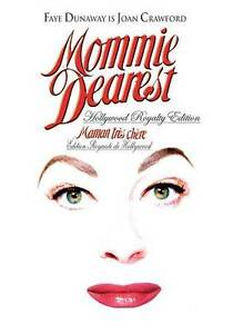 Mommie Dearest (DVD, 2006, Canadian Hollywood Royalty Edition) New/Sealed