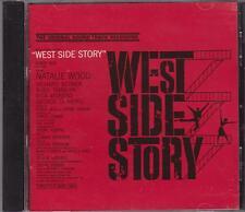 WEST SIDE STORY - ORIGINAL SOUNDTRACK  - CD - NEW