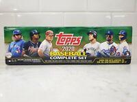 2020 Topps Baseball Complete Factory Set Series 1&2 -Opened // Read Description-