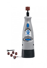 Dremel Cordless Dog Nail Kit Pet Clipper Trimmer Grooming Rotary Peticure Tool