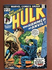 Incredible Hulk 182 9.4 White Pages Wolverine 181 Bronze SWEET