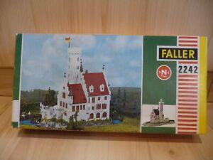 Faller 2242 - Wasserburg - Maßstab N in OVP !!!