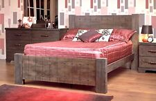 LAVISH SWEET DREAMS CHOPIN SOLID WOODEN BED FRAME IN 5'FT KING SIZE **FREE P&P**