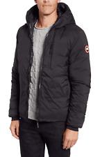Canada Goose Lodge Slim Fit Packable Men's Black Hooded Jacket Size Medium