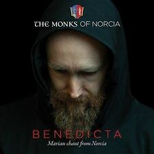 MONKS OF NORCIA**BENEDICTA: MARIAN CHANT FROM NORCIA**CD - CD Album Damaged Case